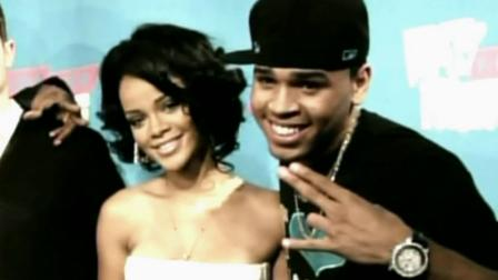 Rihanna and Chris Brown appear in this undated file photo.