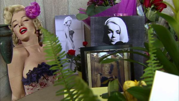 Marilyn Monroe honored 50 years after death