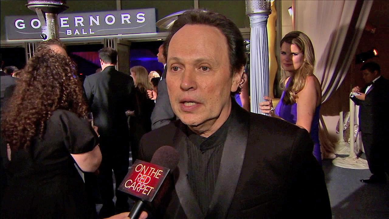 Billy Crystal is seen in this undated file photo.
