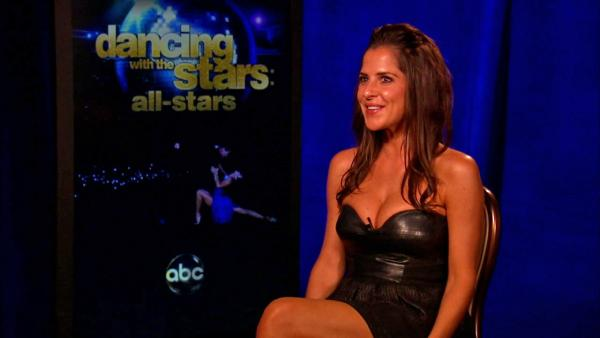 Kelly Monaco excited for new 'Dancing' journey