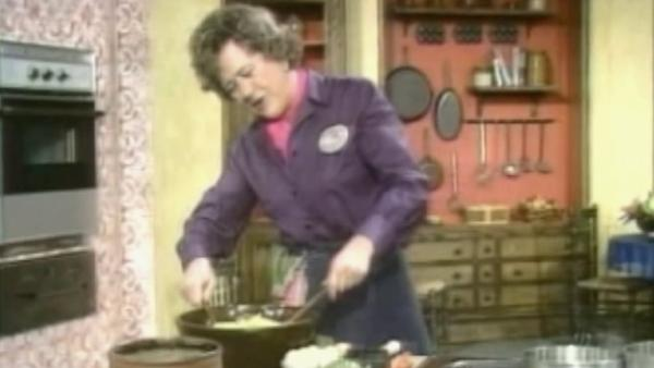 Julia Child's bday celebrated in Pasadena