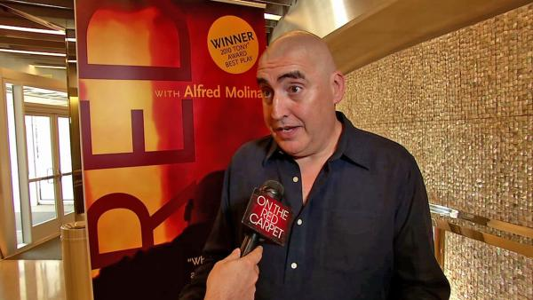 Alfred Molina stars in new play 'Red'