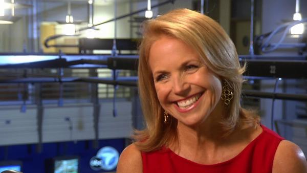Katie Couric chats about show, expectations