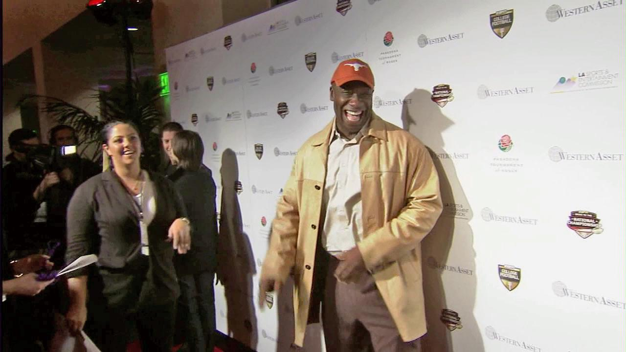Actor Michael Clarke Duncan, seen in this undated file photo, died on Monday, Sept. 3, 2012. His publicist and finacee say the actor failed to recover from a heart attack he suffered July 13, 2012.