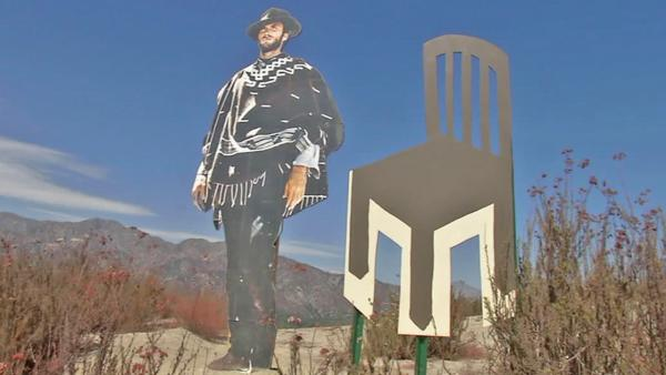 'Eastwooding' chair hits La Canada-Flintridge