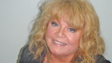 Actress Sally Struthers appears in this undated file photo.