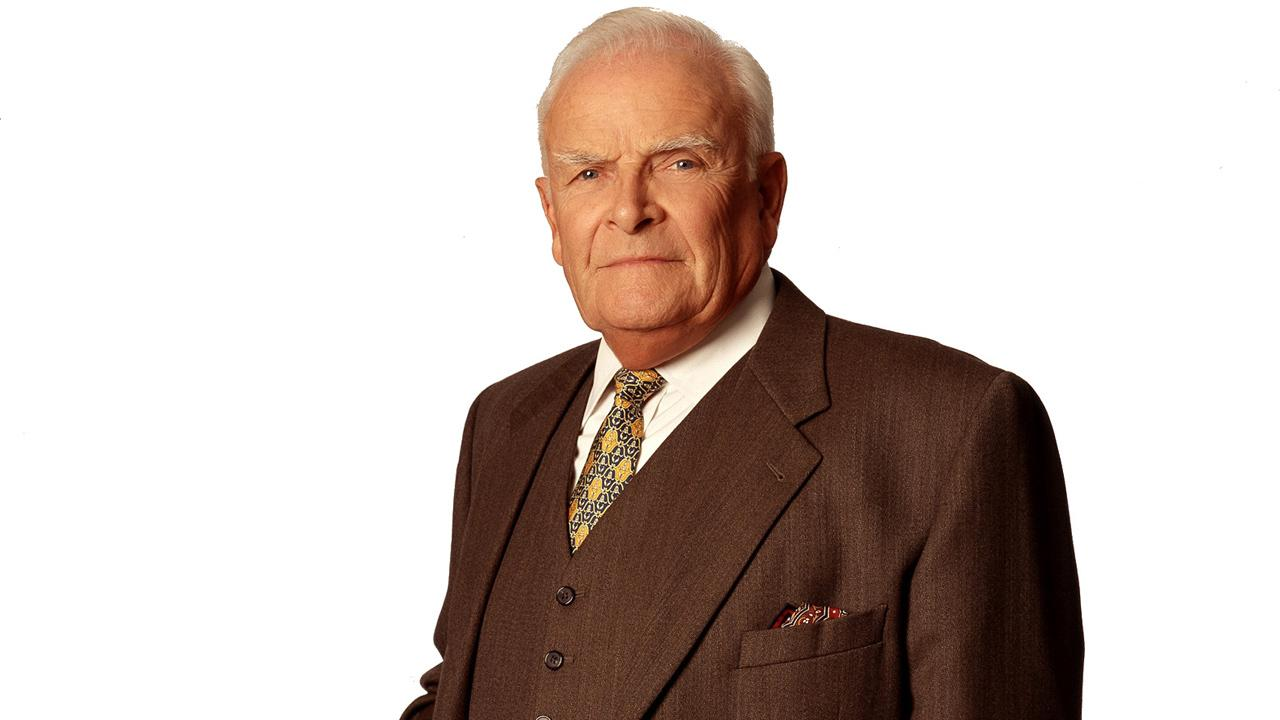 General Hospital star John Ingle is seen in a publicity photo provided by ABC.