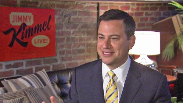 Jimmy Kimmel aims for 'not horrible' Emmys