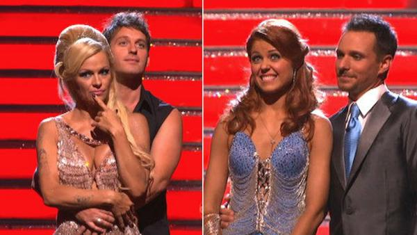 'DWTS' elimination night: Anderson or Lachey?
