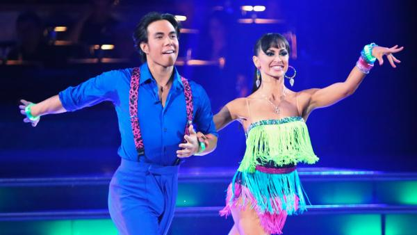 'DWTS' All-Stars come out ready to impress