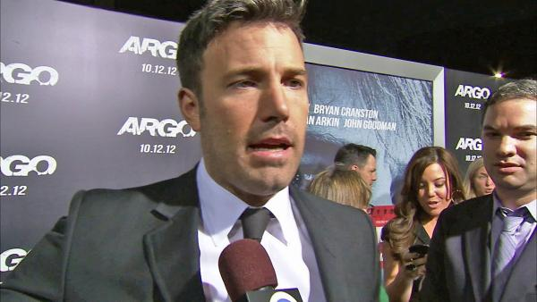 'Argo' is Ben Affleck's 'best movie yet'