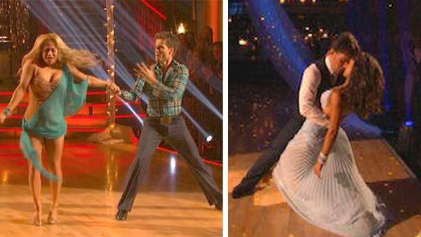 'DWTS': Bryan, Ohno earn first perfect scores