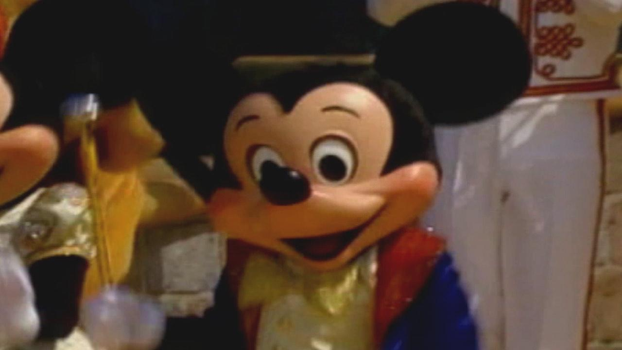 Mickey Mouse is seen in this undated file photo.