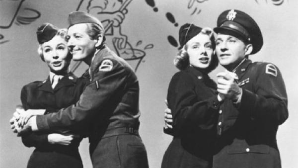 'White Christmas' shows to honor Danny Kaye