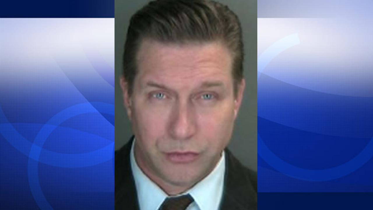 Stephen Baldwin appears in this photo provided by the district attorneys office of New Yorks Rockland County after his arrest for alleged tax evasion on Dec. 6, 2012.
