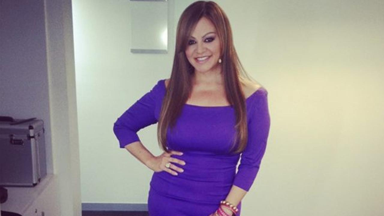 Mexican-American singer Jenni Rivera poses in a photo from her Twitter account.