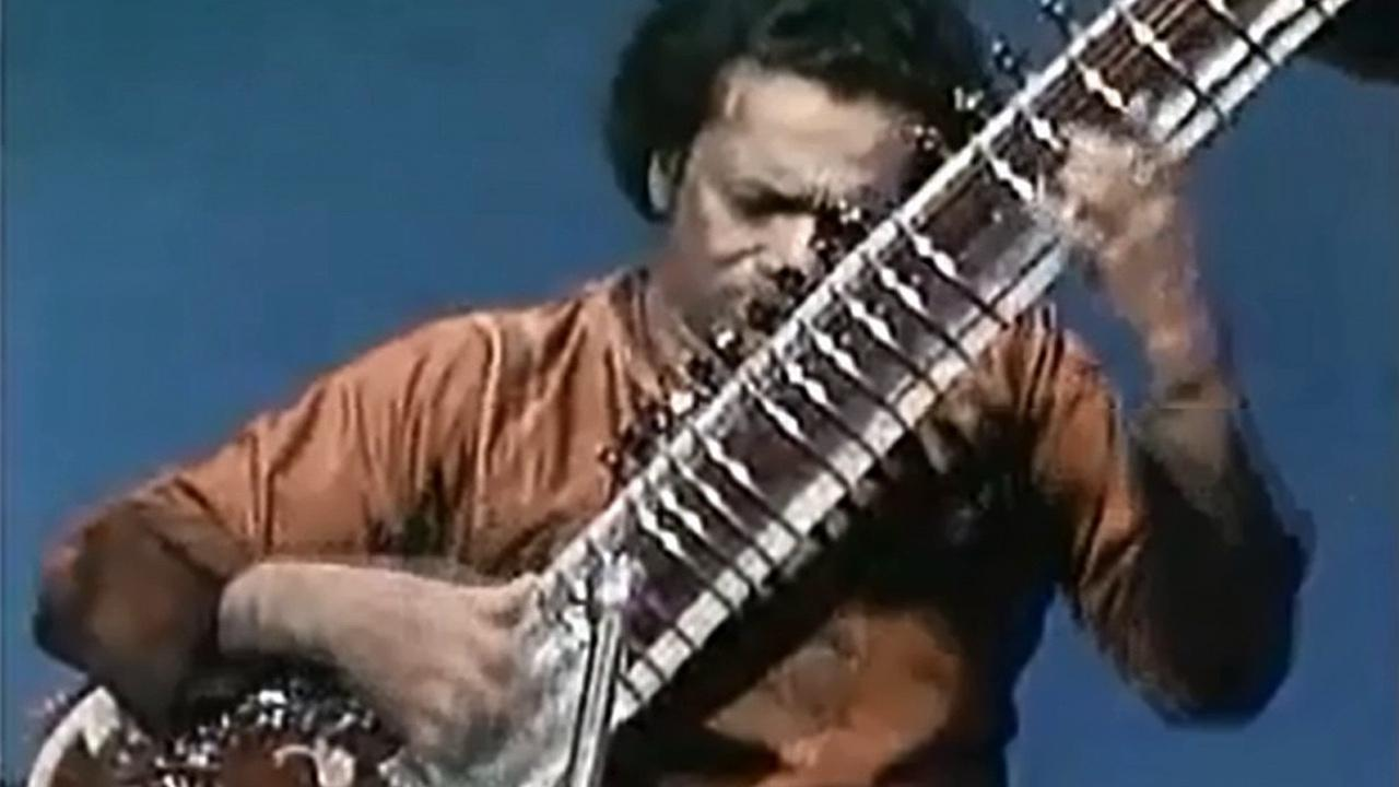 Ravi Shankar, seen in this undated file photo,  died Tuesday, Dec. 11, 2012, in San Diego after undergoing heart surgery. He was 92.