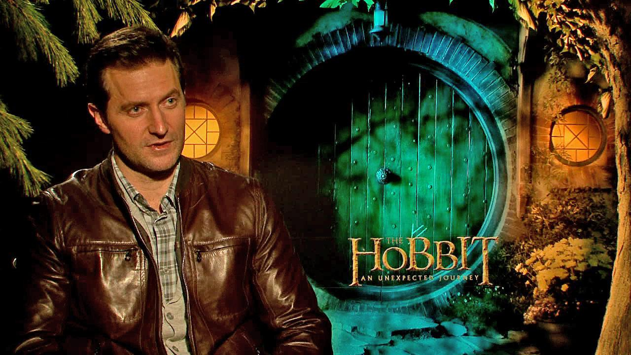 Richard Armitage is seen.