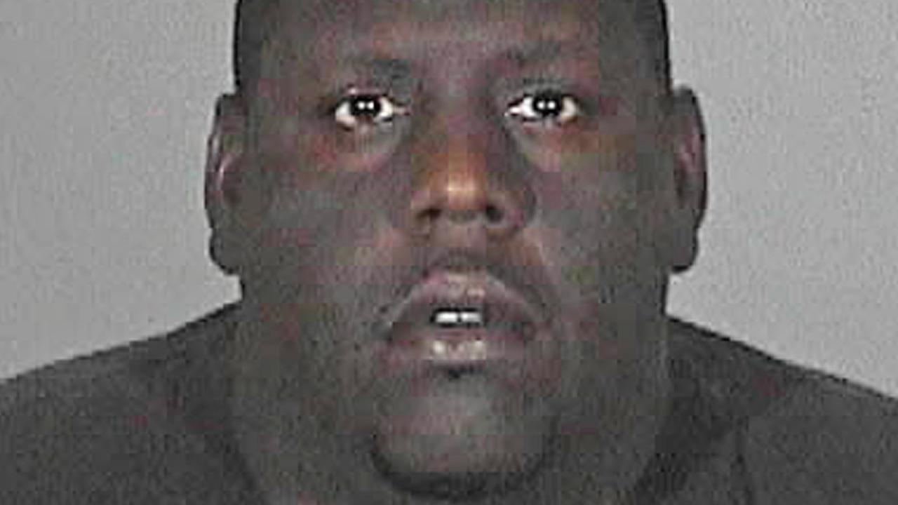 Southern California rapper Guerilla Black, whose real name is Charles Tony Williamson, was arrested for alleged credit card fraud.