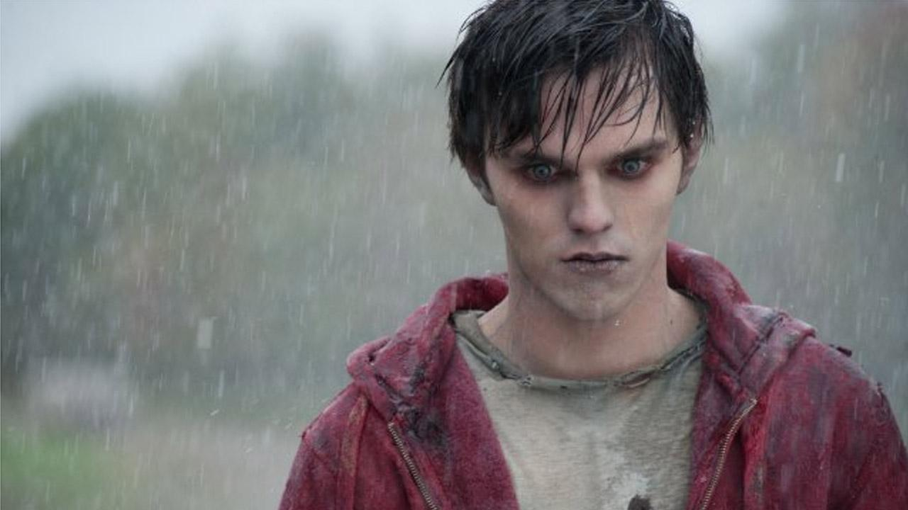 Still of Nicholas Hoult in the 2013 film Warm Bodies.