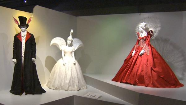 Oscars costume design exhibit opens at FIDM