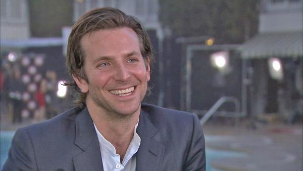 Bradley Cooper talks 'Silver Linings' nod