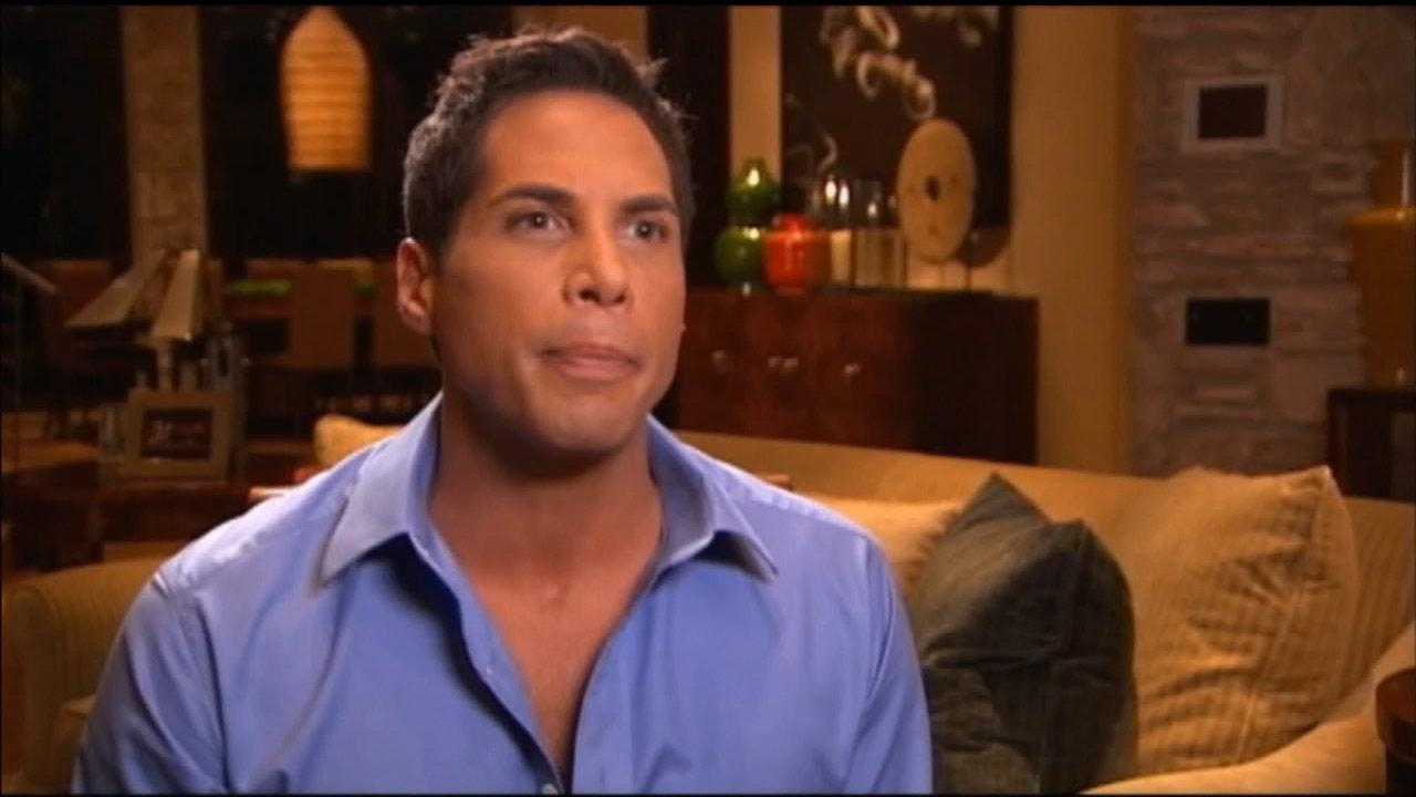 Joe Francis is seen in this undated file photo.