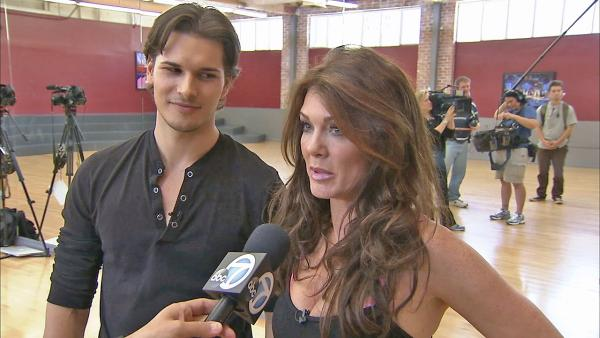 'DWTS': Lisa Vanderpump talks show nerves