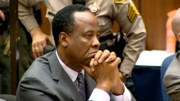 Conrad Murray freed from jail after 2 years