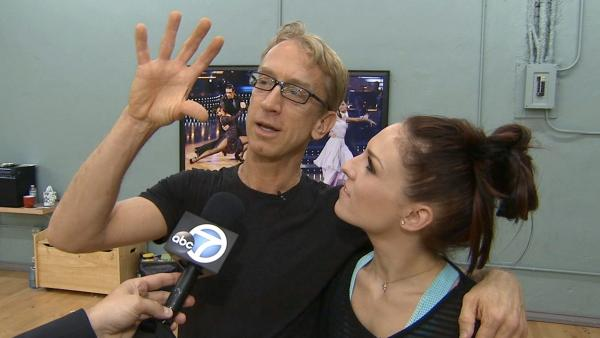 Dick sees 'DWTS' as chance for redemption