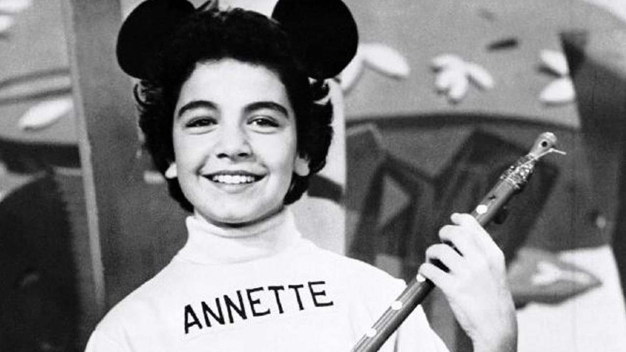 Mouseketeer Annette Funicello, seen in this undated file photo from Disney, died Monday, April 8, 2013, at the age of 70 from complications due to multiple sclerosis.Disney