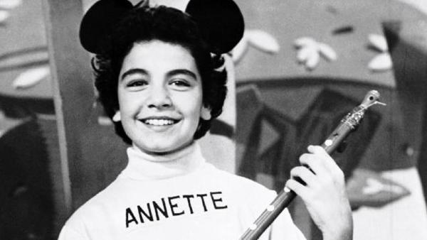 Mouseketeer Annette Funicello, seen in this undated file photo from Disney, died Monday, April 8, 2013, at the age of 70 from complications due to multiple sclerosis.