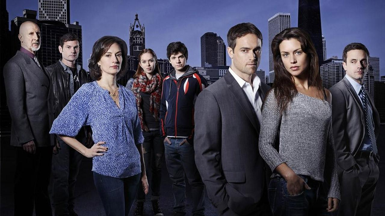 The cast of the new ABC drama Betrayal, set to premiere this fall.Craig Sjodin