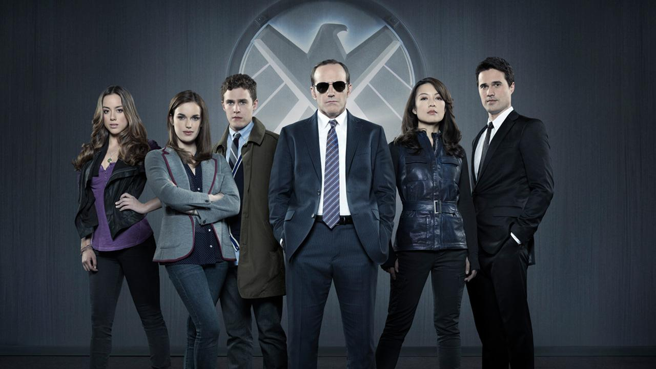 The cast of the new ABC drama Marvels Agents of S.H.I.E.L.D., set to premiere this fall. <span class=meta>(Bob D&#39;Amico)</span>