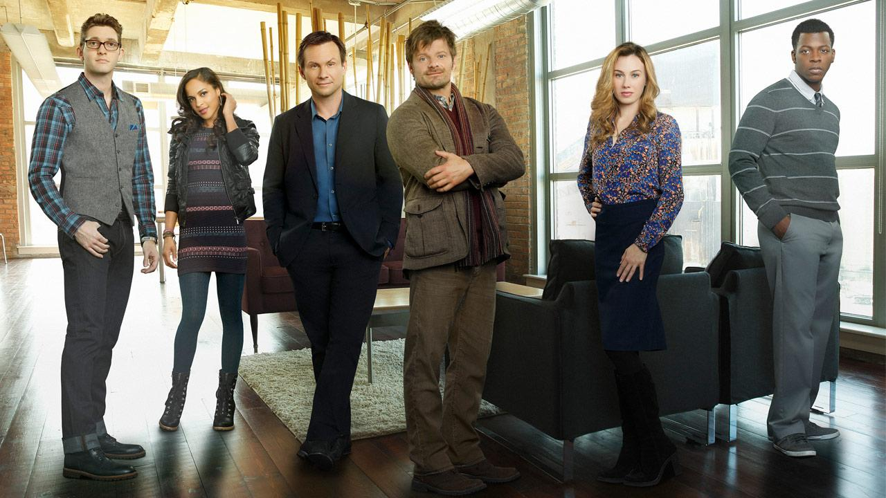 The cast of the new ABC drama Mind Games, set to premiere next season. <span class=meta>(Bob D&#39;Amico)</span>