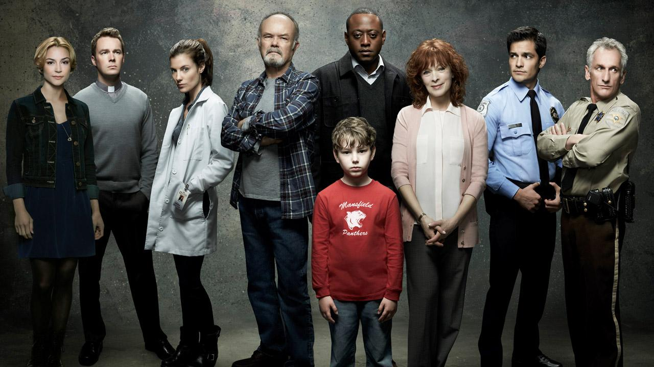 The cast of the new ABC drama Resurrection, set to premiere in March 2014. <span class=meta>(Bob D&#39;Amico)</span>