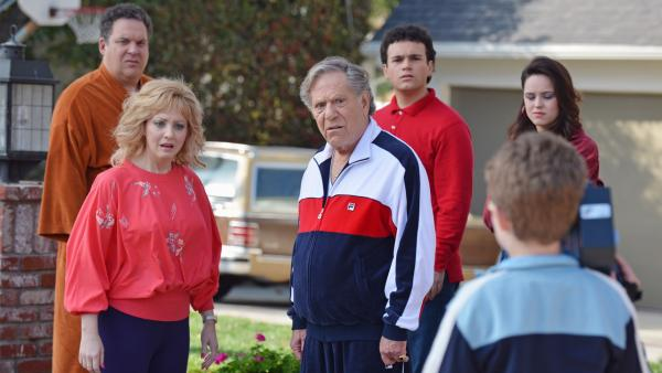The cast of the new ABC comedy 'The Goldbergs,' set to premiere this fall.