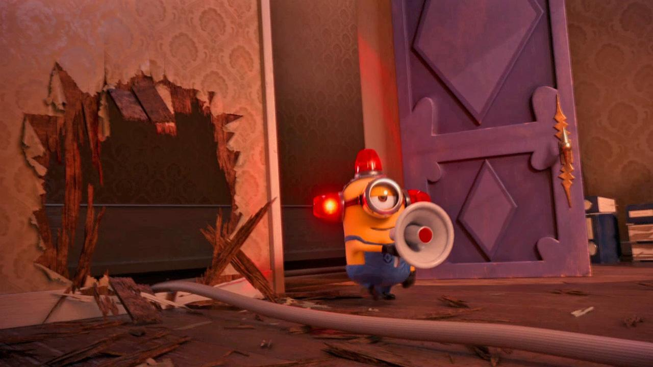 A scene from the 2013 film, Despicable Me 2.