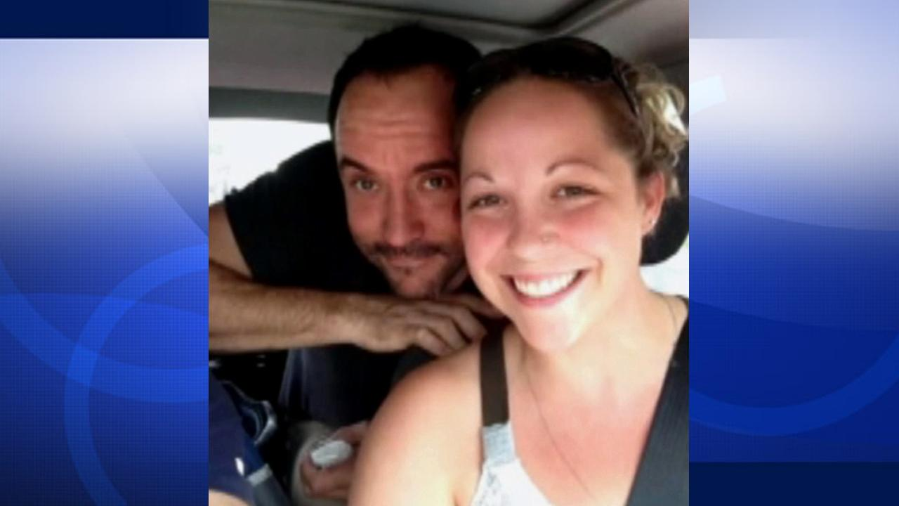 Singer Dave Matthews and his fan, Emily Kraus, are seen in this photo taken on Saturday, July 13, 2013.