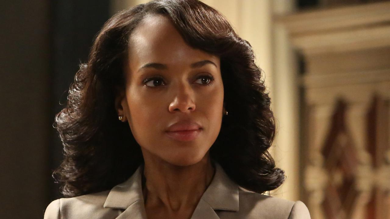 Kerry Washington stars as Olivia Pope in ABCs drama series, Scandal.