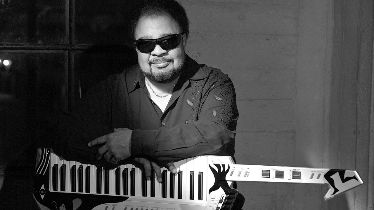 Grammy-winning jazz keyboardist and producer George Duke is seen in this undated publicity photo.Courtesy of GeorgeDuke.com