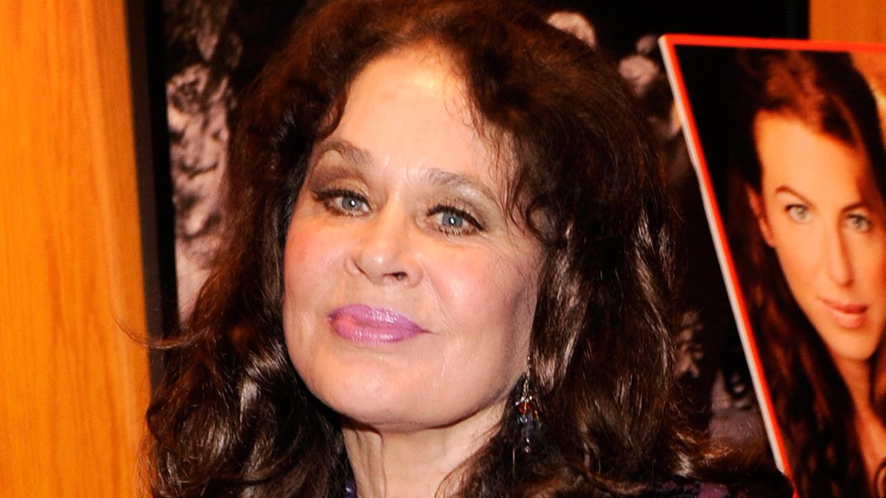 This June 11, 2009 file photo shows actress Karen Black, a cast member in Irene in Time, at the premiere of the film in Los Angeles.Chris Pizzello