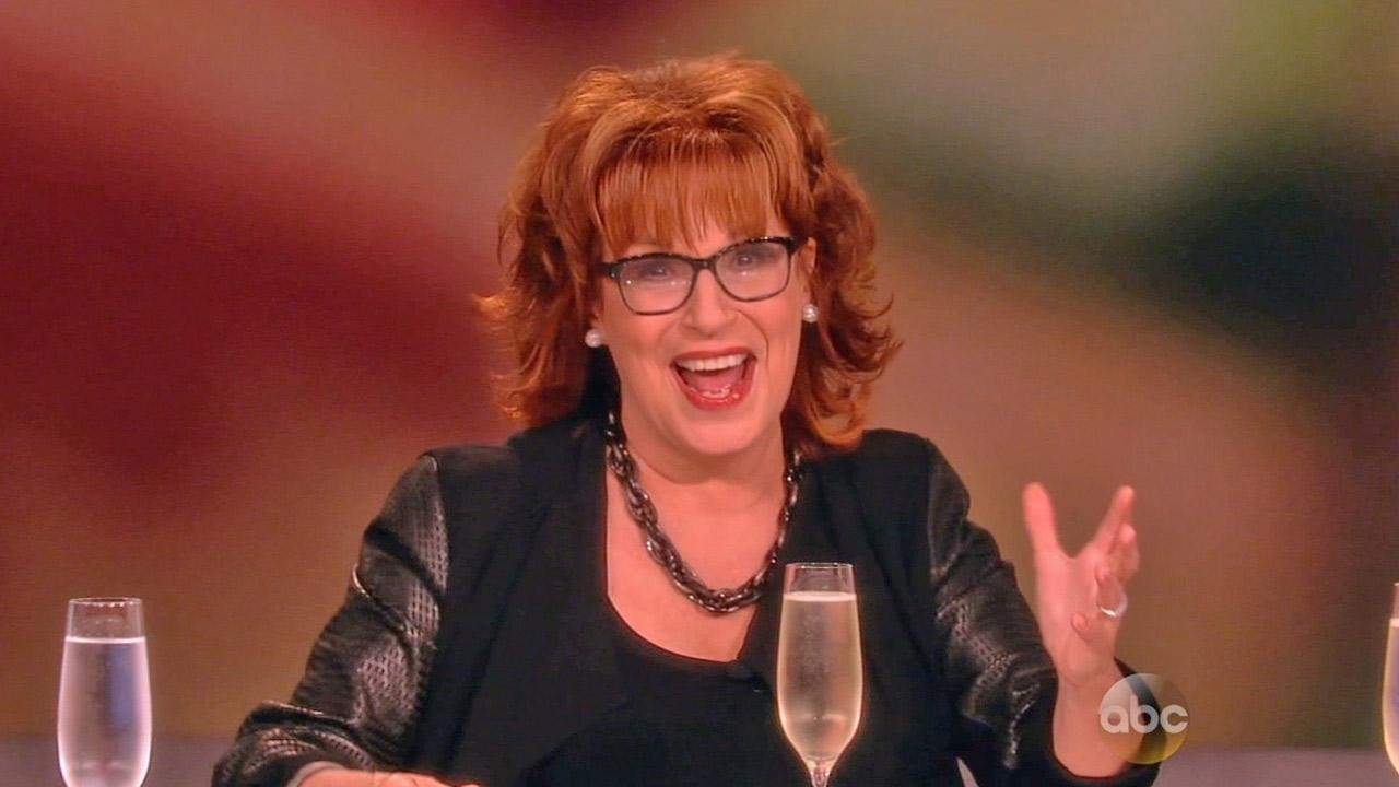 Stand-up comic and writer Joy Behar says her last goodbyes on ABCs The View on her last episode, which aired on Friday, Aug. 9, 2013.