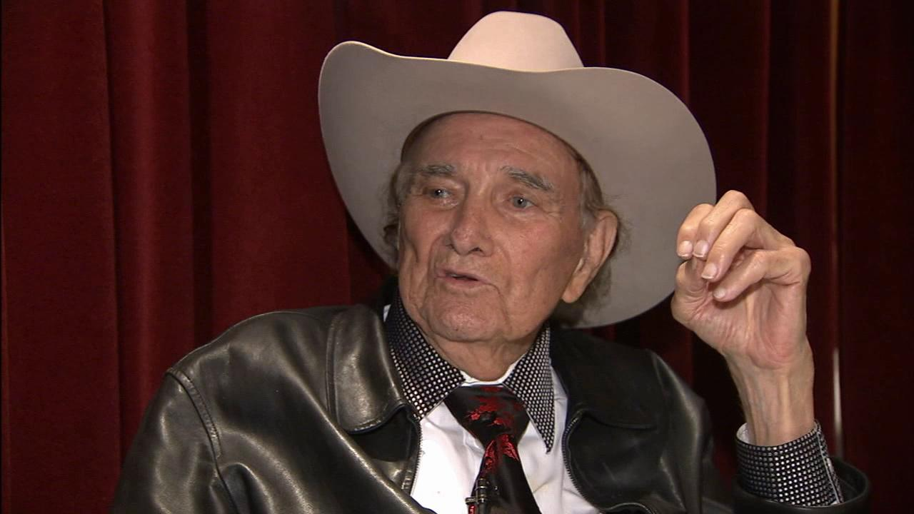 Cal Worthington, seen in this November 2012 file photo, died Sunday, Sept. 8, 2013, at the age of 92.