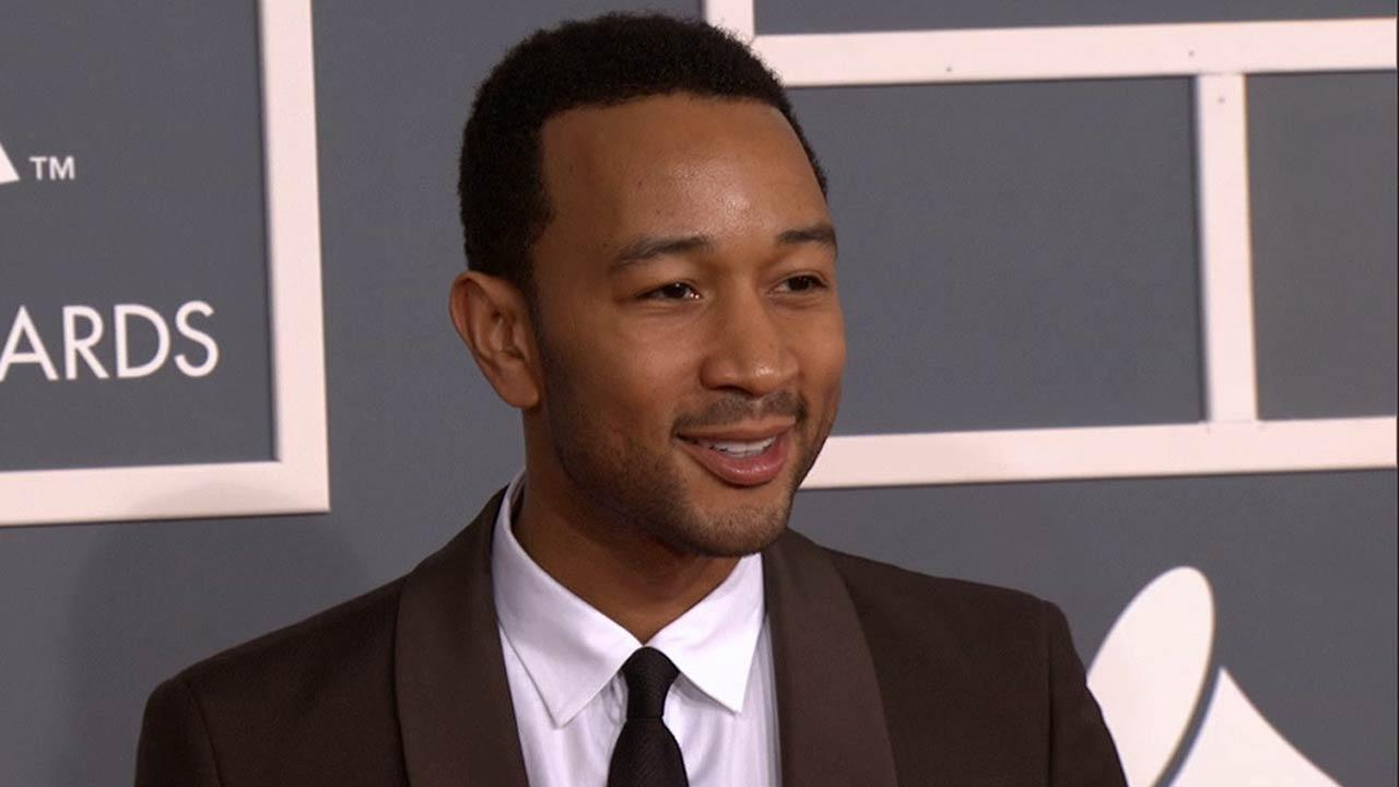 John Legend is seen in this undated file photo.