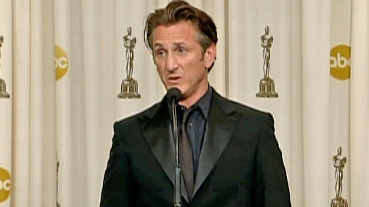 Actor Sean Penn appears in this undated file photo.