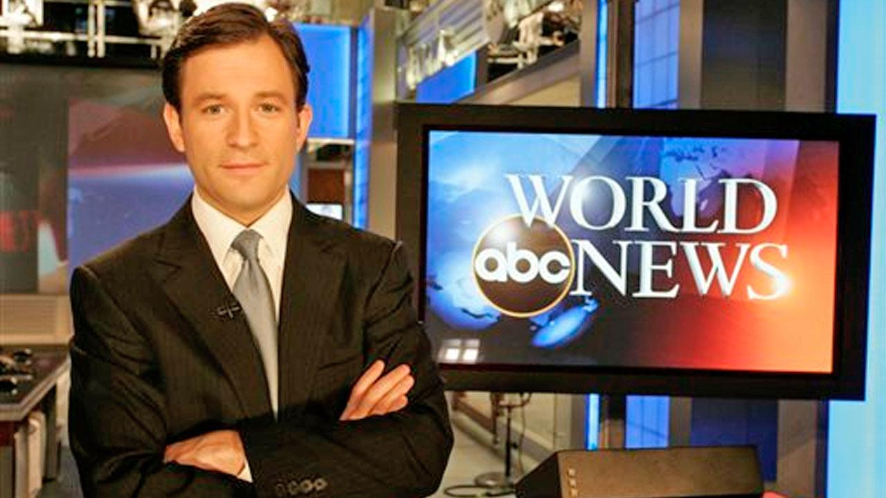 ABC News anchor Dan Harris is shown in this file image.