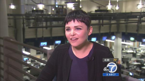 Ginnifer Goodwin talks fairy tale, real life