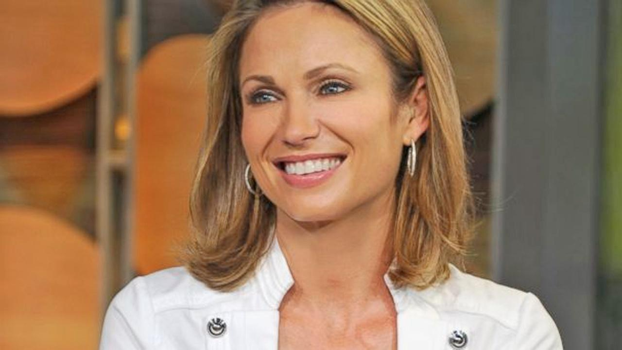 ABC News correspondent Amy Robach is shown in this file photo.