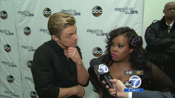 'DWTS' stars talk unpredictable eliminations